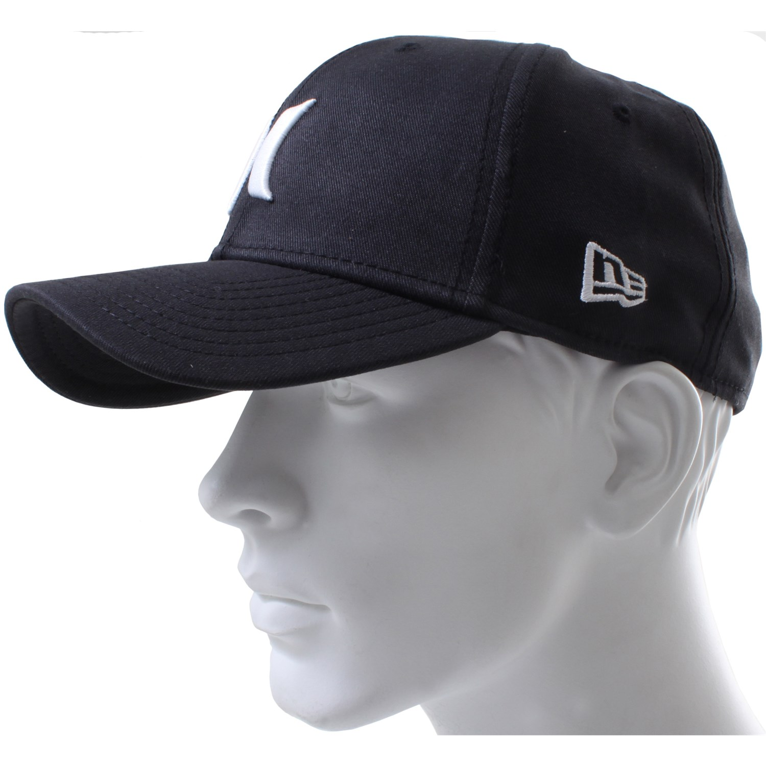 White New Hurley One and Only Hat