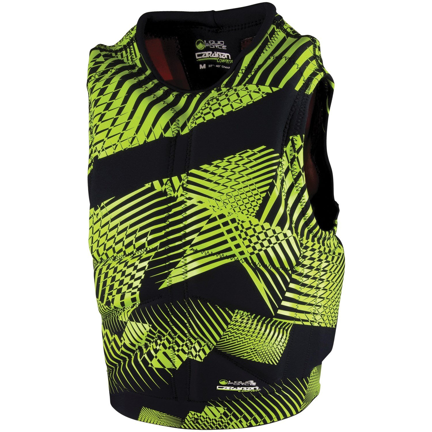 Liquid Force Cardigan Comp Wakeboard Vest 2011 | evo