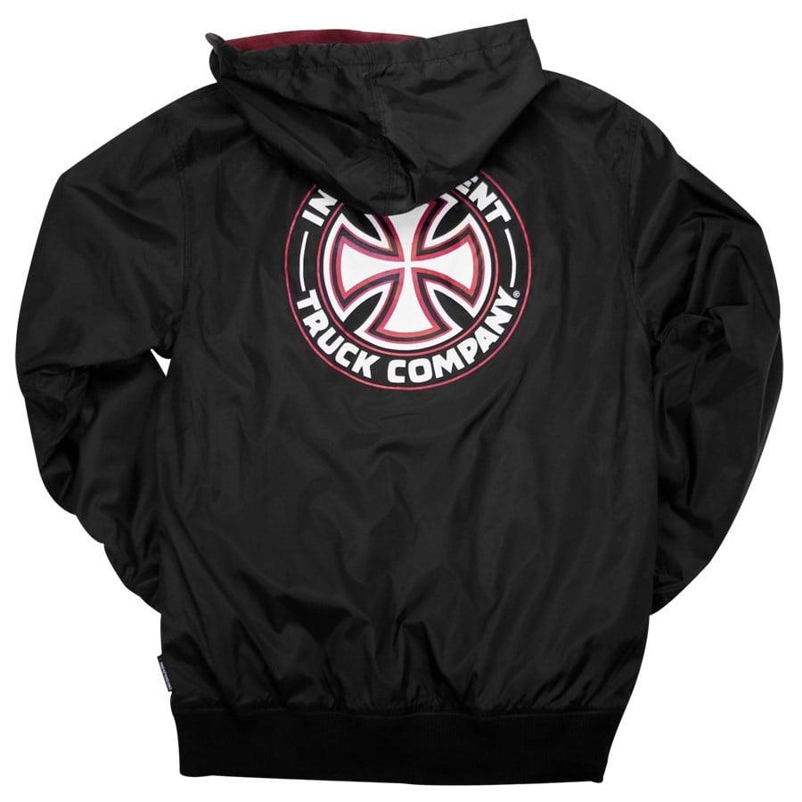 Independent Chinook Hooded Windbreaker Jacket | evo