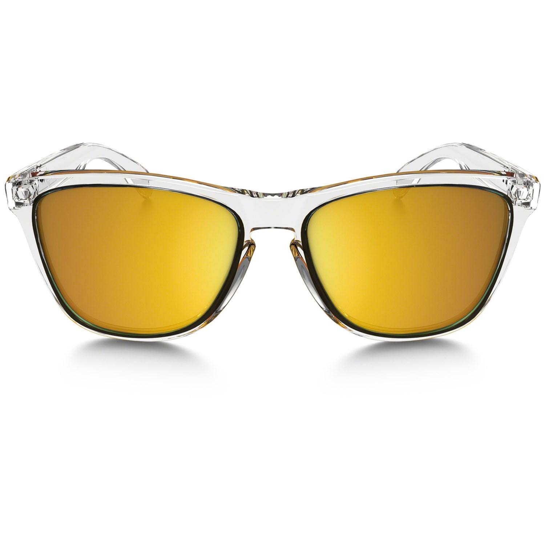 Oakley Neon Yellow Frogskin Sunglasses  oakley frogskins sunglasses evo