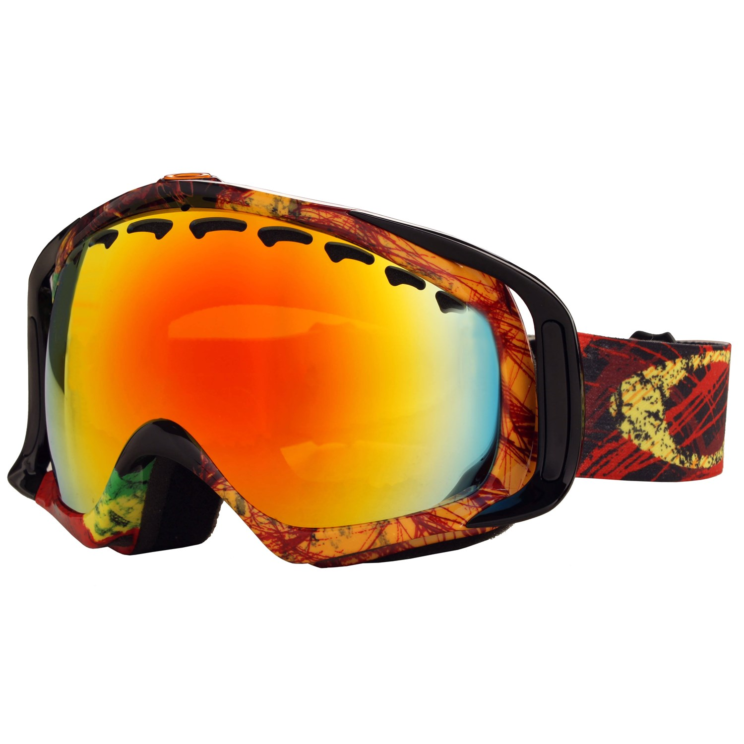oakley ski goggles crowbar  Oakley Tanner Hall Signature Series Alternative Fit Crowbar ...