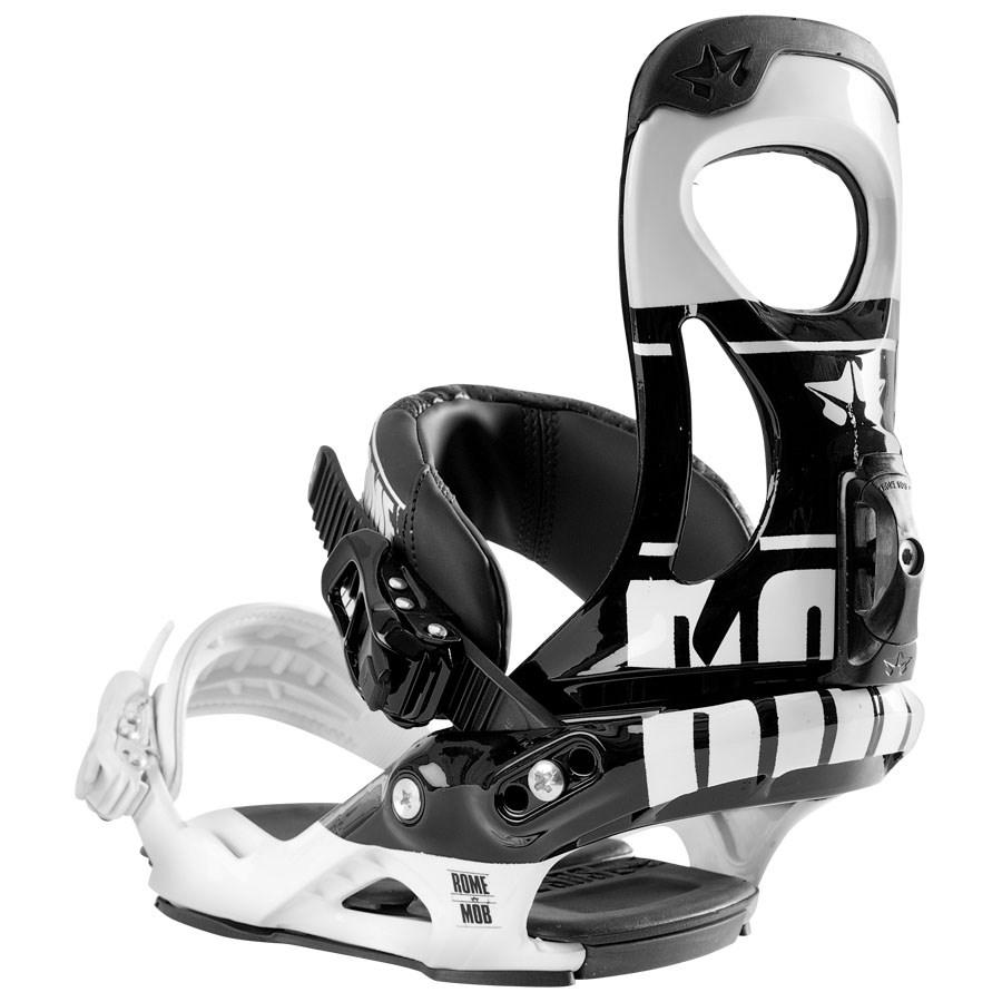 rome mob snowboard bindings 2012 evo rh evo com Snowboard Bindings Types Flow Snowboard Bindings