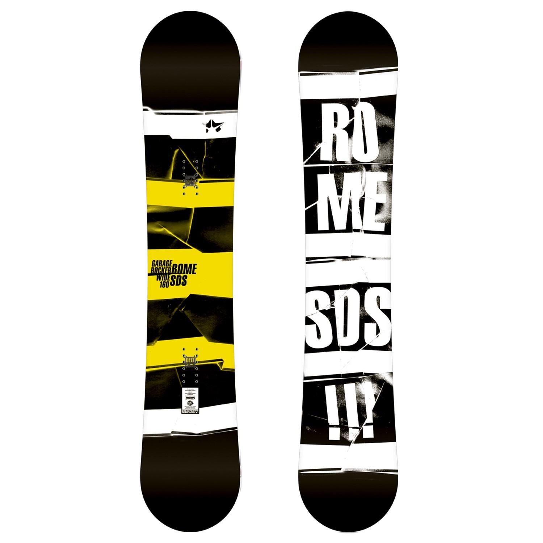 Mini Board Rome Agent Rocker 157 11//12 Classic Snowboard as Necklace b17