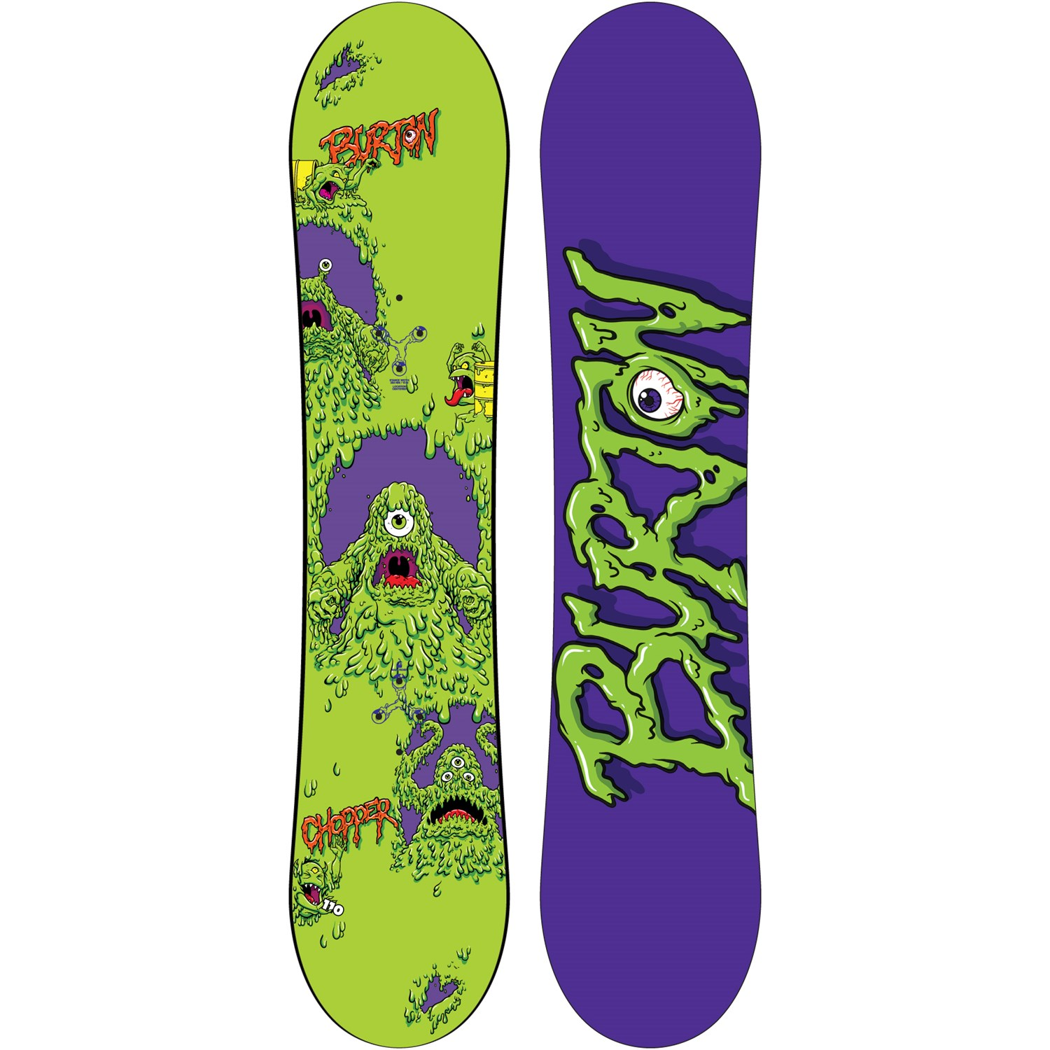 burton chopper snowboard youth 2012 evo