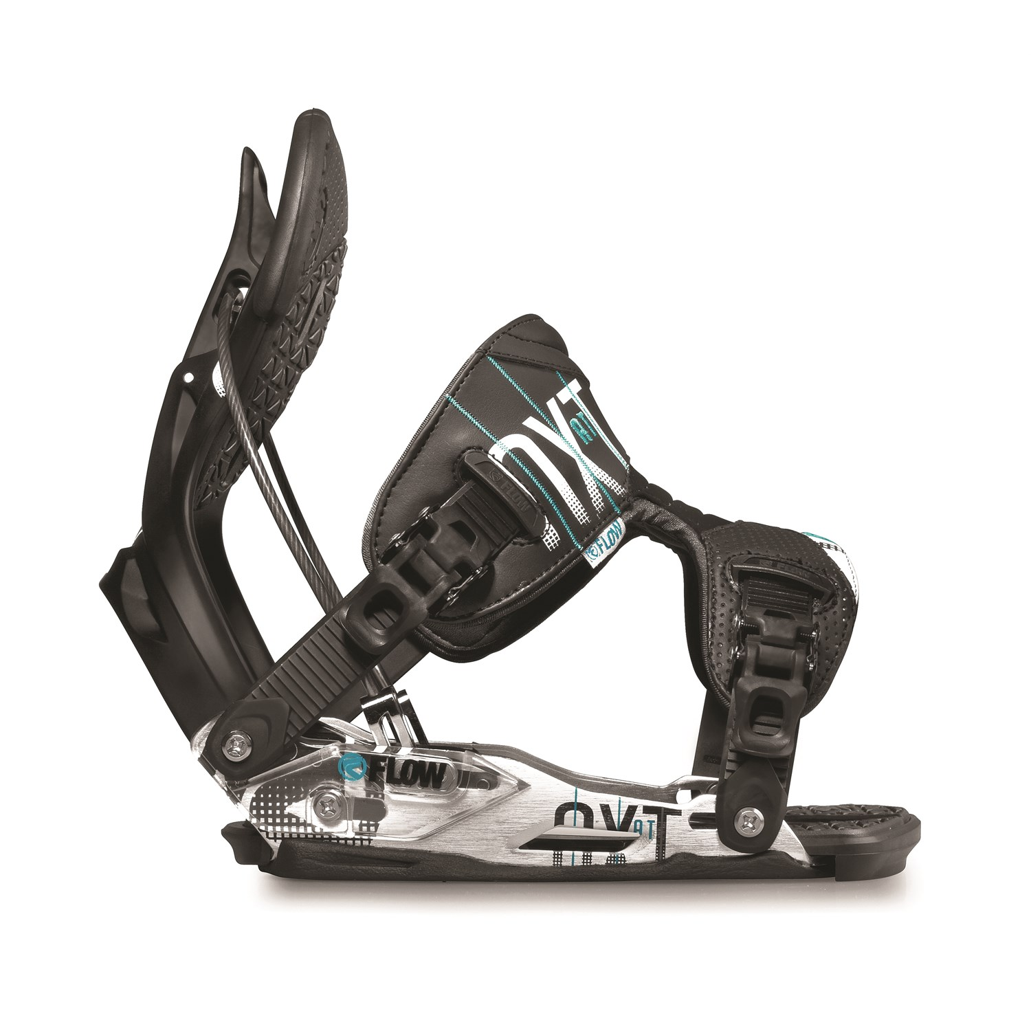a0ca162f4452 Flow NXT-AT Snowboard Bindings 2012