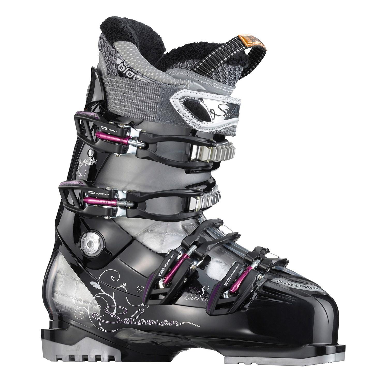 Salomon Divine RS 8 Ski Boots Women's 2012 | evo