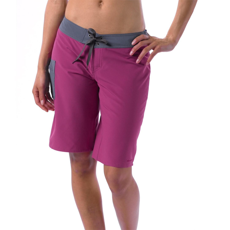 Patagonia Girona Board Shorts - Women s  a3c652089e