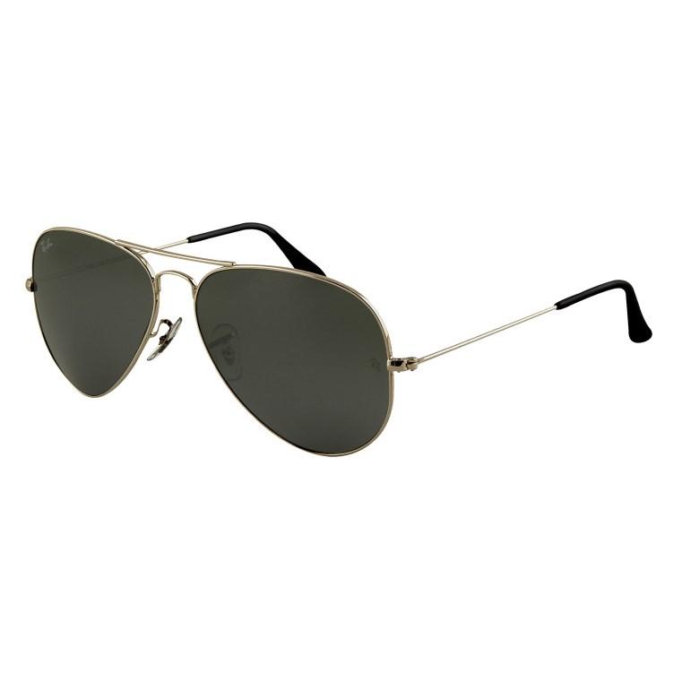 ray ban large metal  Ray Ban RB 3025 Aviator Large Metal 55 Sunglasses