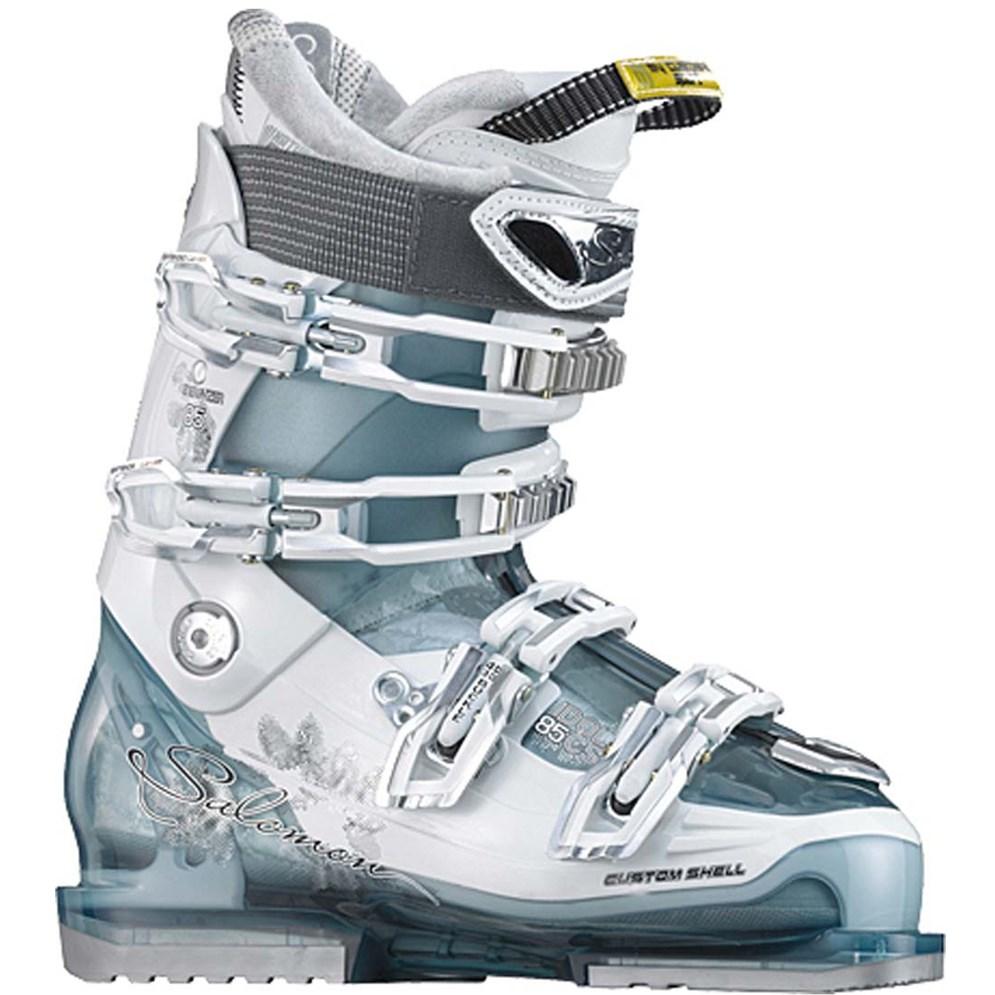 Salomon 85 Ski Idol Cs Women's Boots 2012 wPkZTlOuiX