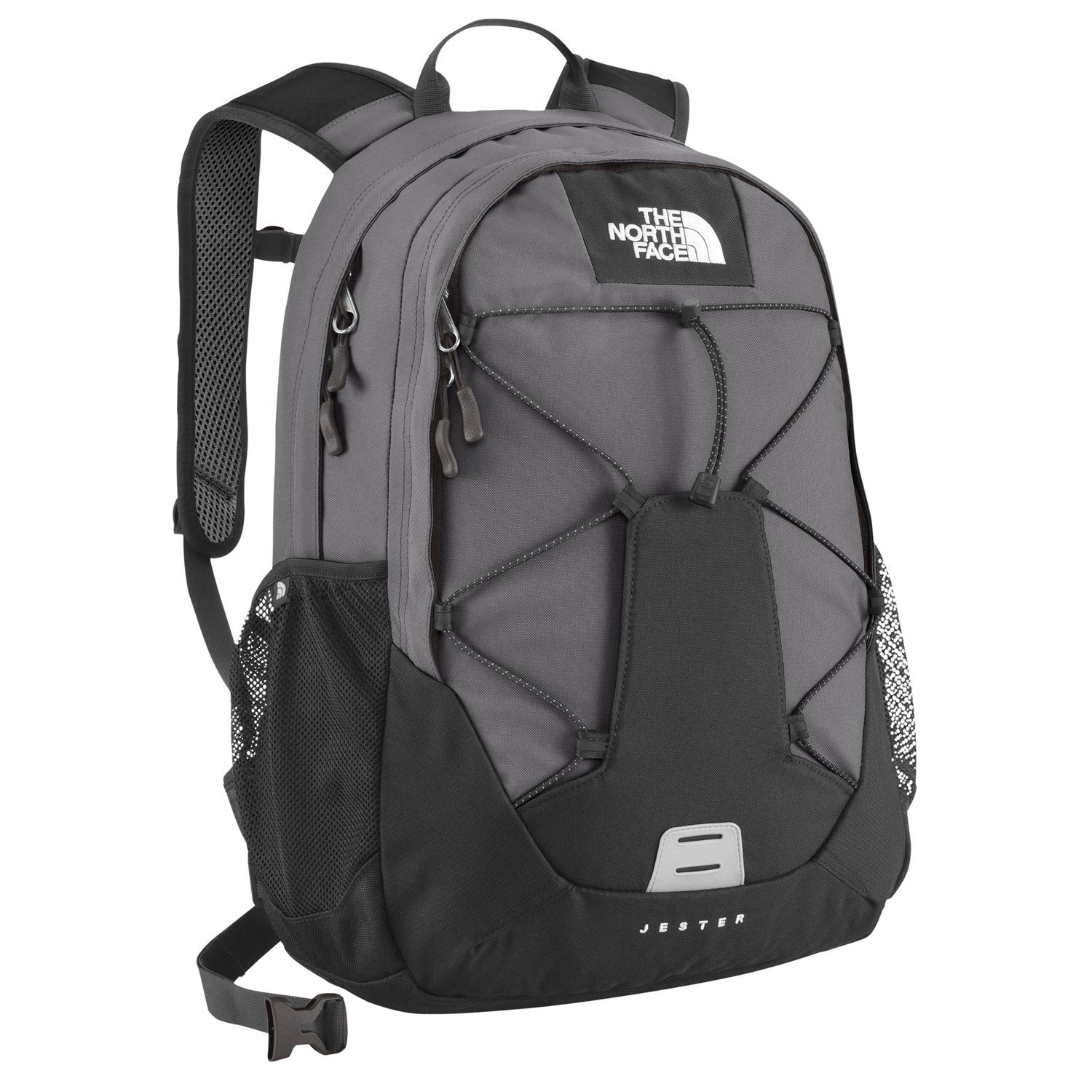 4434d3cf8 North Face Jester Backpack Grey - CEAGESP