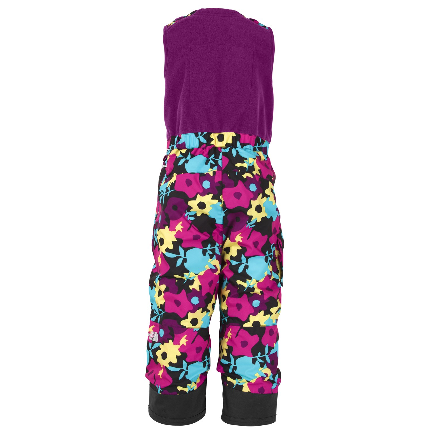 a81bb32a6 The North Face Snowdrift Insulated Bib Pants - Toddler - Girl's | evo