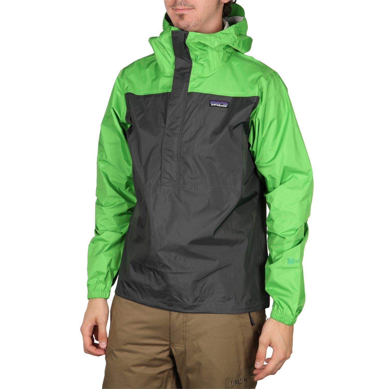 Patagonia torrentshell pullover jacket   evo.