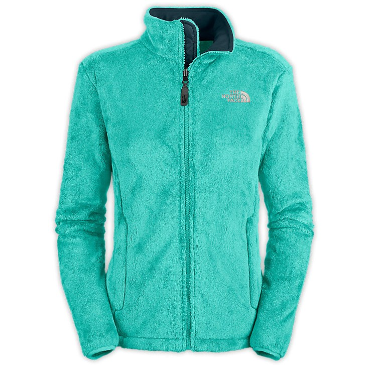 Fleece North Face Jacket - Fashion Ideas