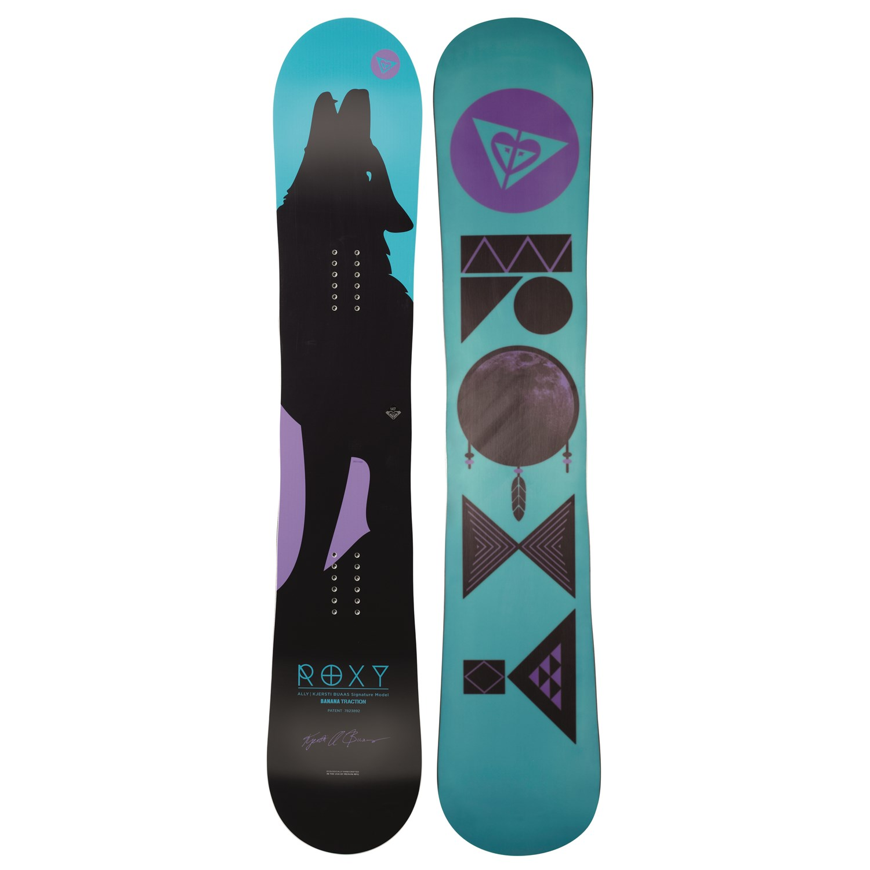 Roxy Ally Banana Snowboard Womens
