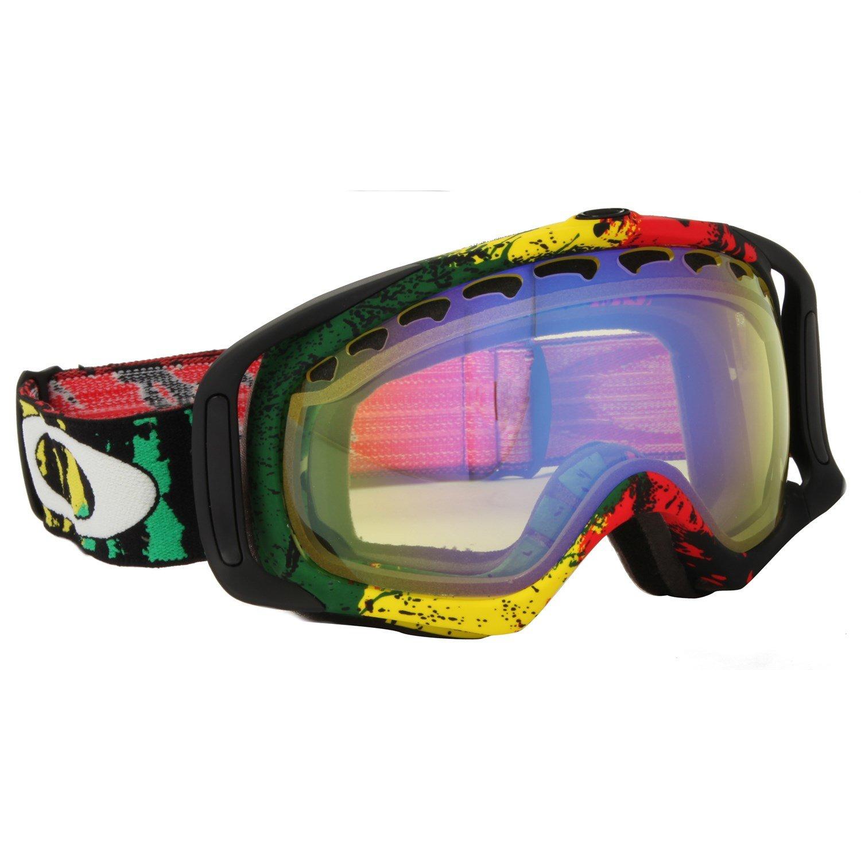 oakley ski goggles crowbar  Oakley Tanner Hall Signature Crowbar Goggles