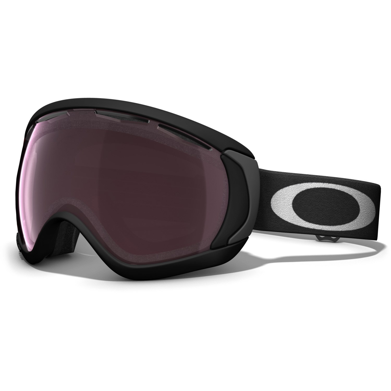 oakley canopy goggles evo - Black Canopy 2015