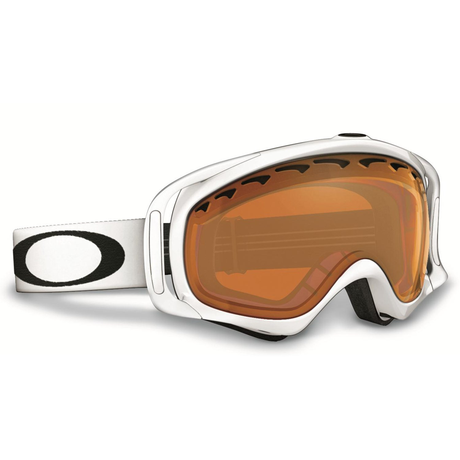 oakley goggles for sale  oakley crowbar goggles matte white persimmon