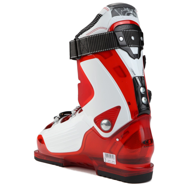salomon impact 100 cs ski boots review | Marianna Mattich