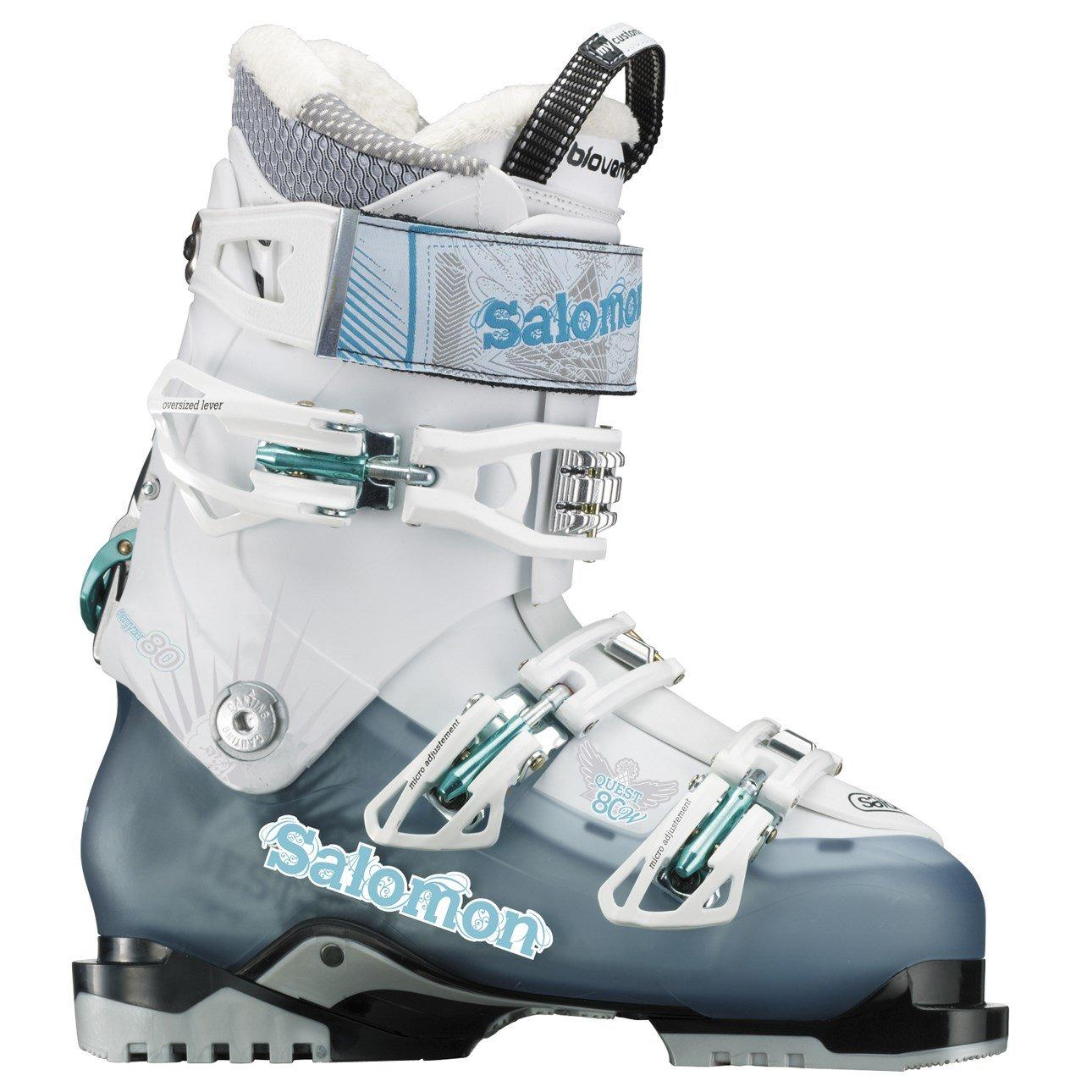Salomon Quest 80 Ski Boots Women S 2014 Evo