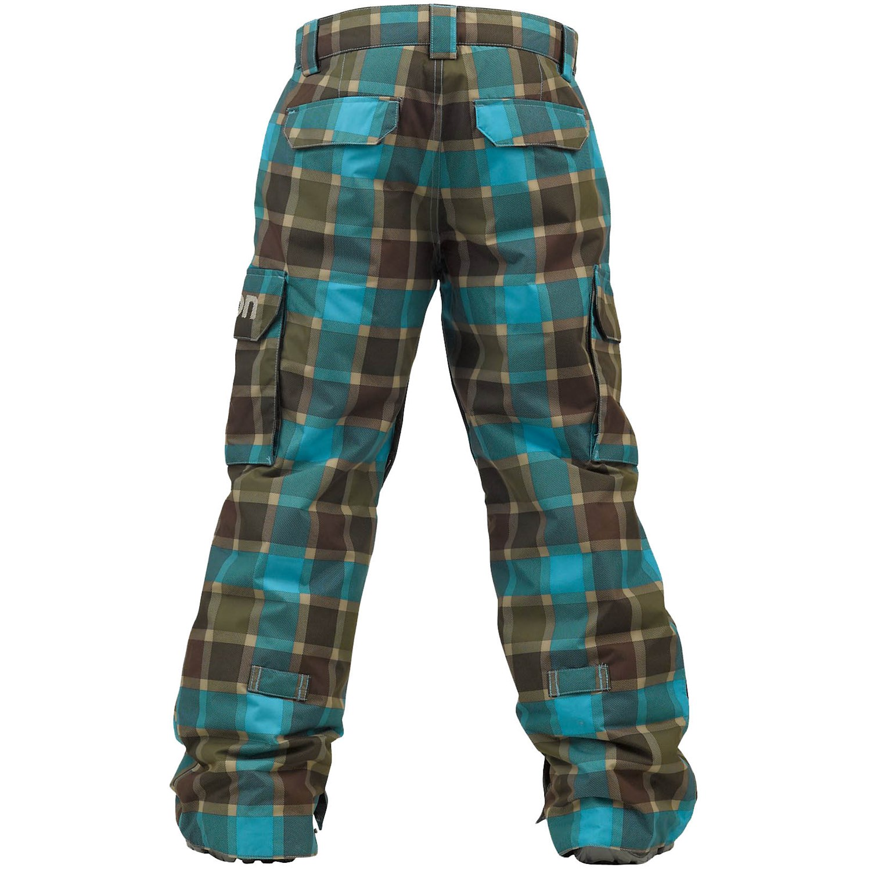 Burton Exile Cargo Pants - Boy's   evo outlet