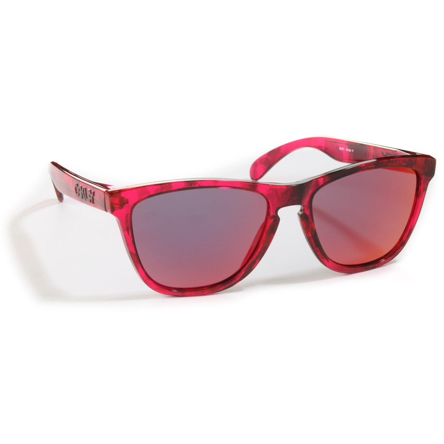 f1a73243df0 Oakley Frogskins Acid Pink « One More Soul
