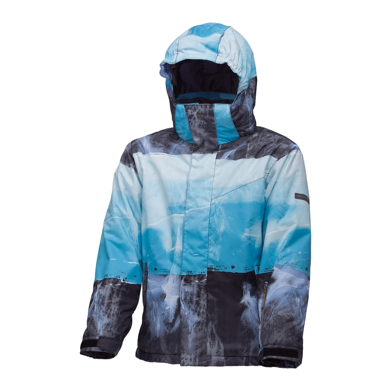 5f631ab33 Quiksilver Next Mission Jacket - Youth - Boy s