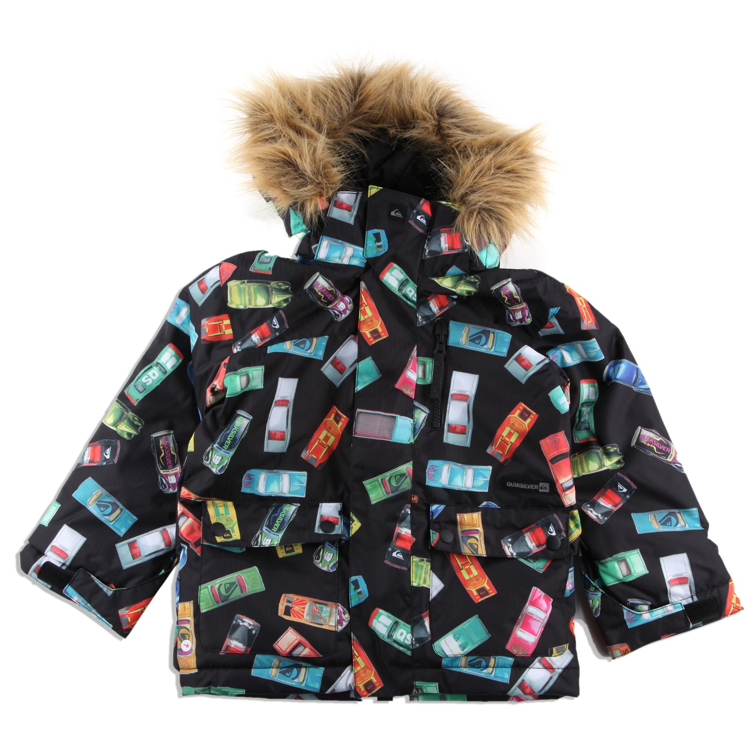 969a9242b Quiksilver Shift Jacket - Toddler - Boy s
