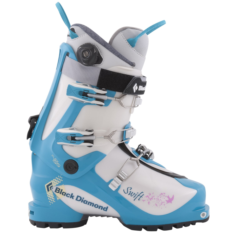Black Diamond Swift Alpine Touring Ski Boots - Women s 2013  cc9baf6bc