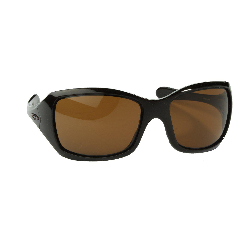 oakley ravishing sunglasses brown sugar  oakley ravishing sunglasses women s brown sugar dark bronze front
