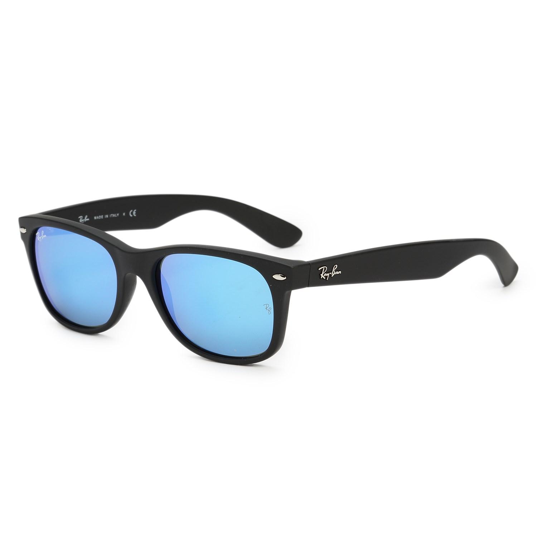 ebed0cfcb4 Ray Ban RB 2132 New Wayfarer 55 Sunglasses
