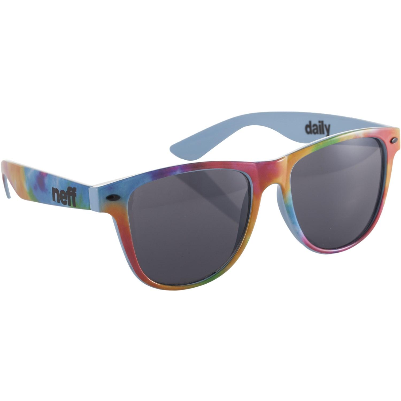 Neff Daily Sunglasses Tie Dye Sky 8MEjhPtr1