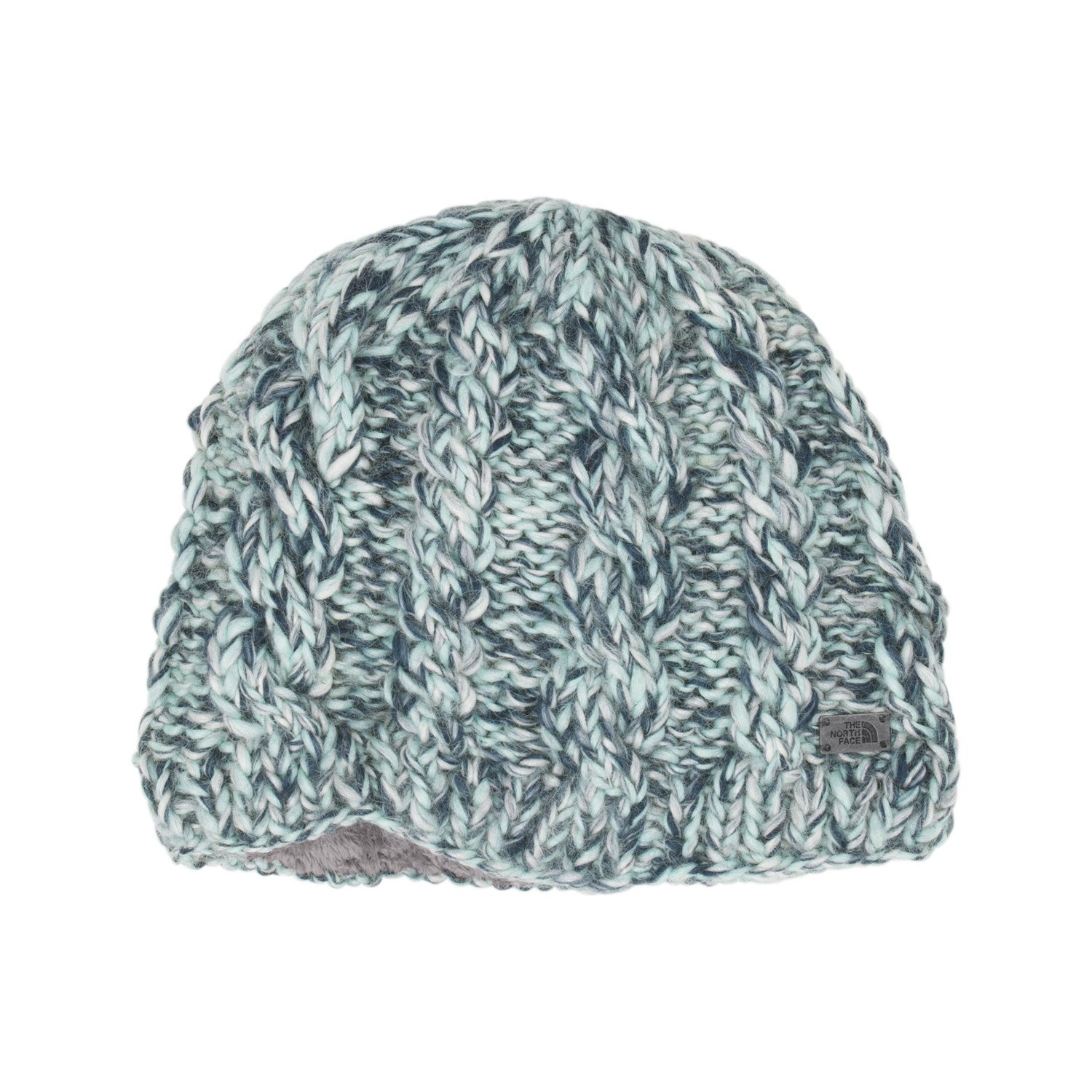 The North Face Fuzzy Cable Beanie - Women s  cea19fece26