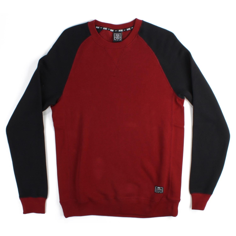 loco Generalmente Ashley Furman  Nike Foundation Crew Sweatshirt | evo