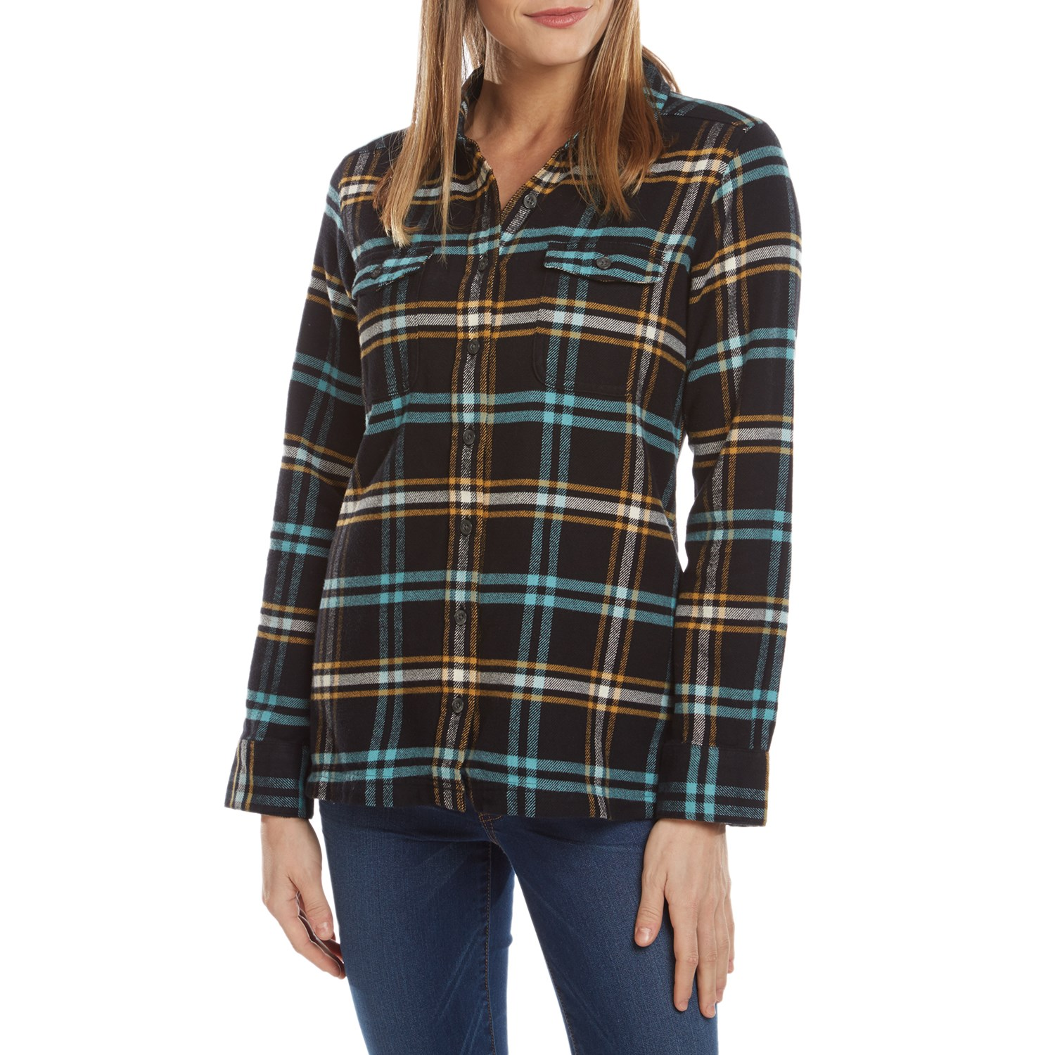 f9a535ca2fd Patagonia Fjord Flannel Shirt - Women s