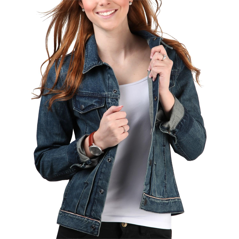 854765281 Volcom Underground Denim Jacket - Women's | evo