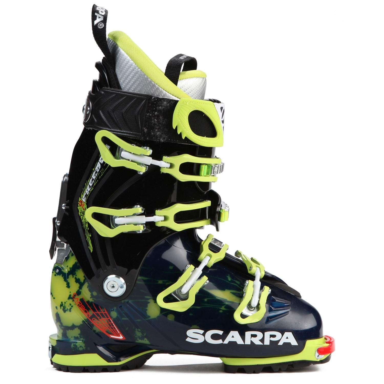 scarpa ski