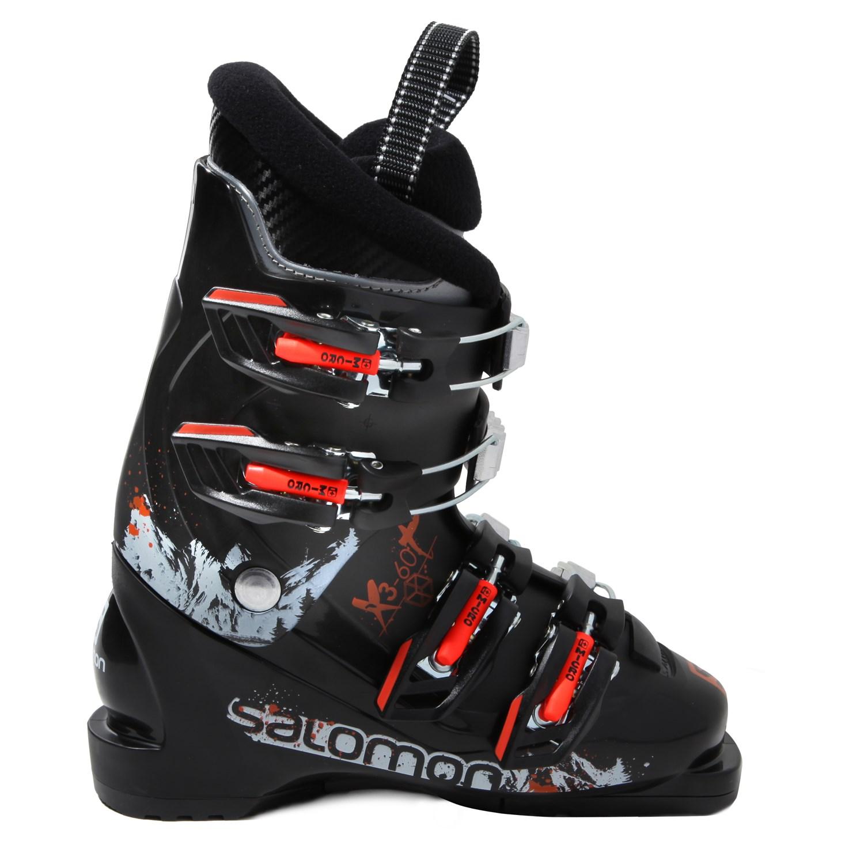 Salomon X3 60 T Ski Boots Boy's 2014 | evo