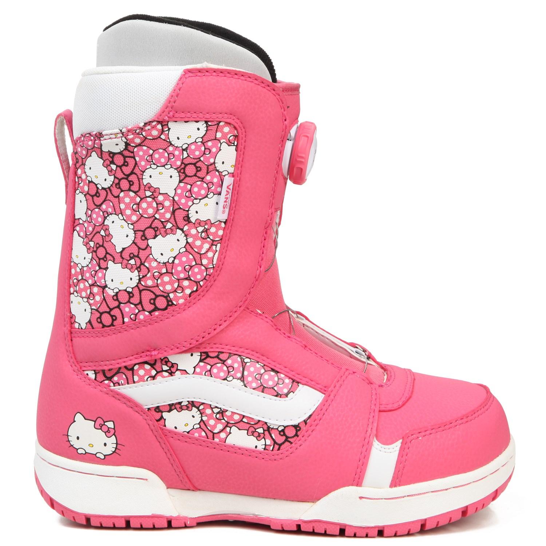 Vans Encore Snowboard Boots - Girl's