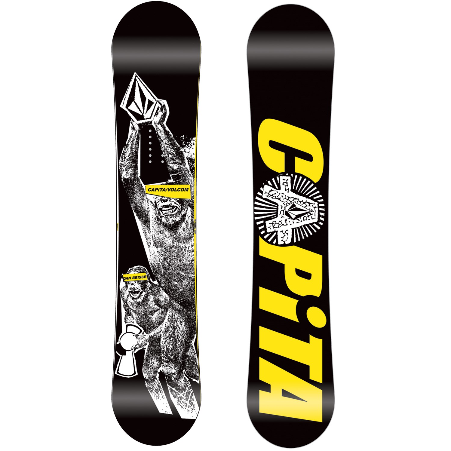 Capita Snowboards 2014-2015 Product Preview from ISP...