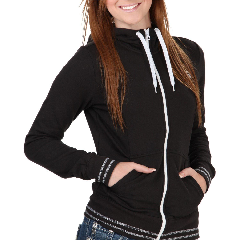 4f6e3736a The North Face Logo Stretch Full Zip Hoodie - Women's | evo