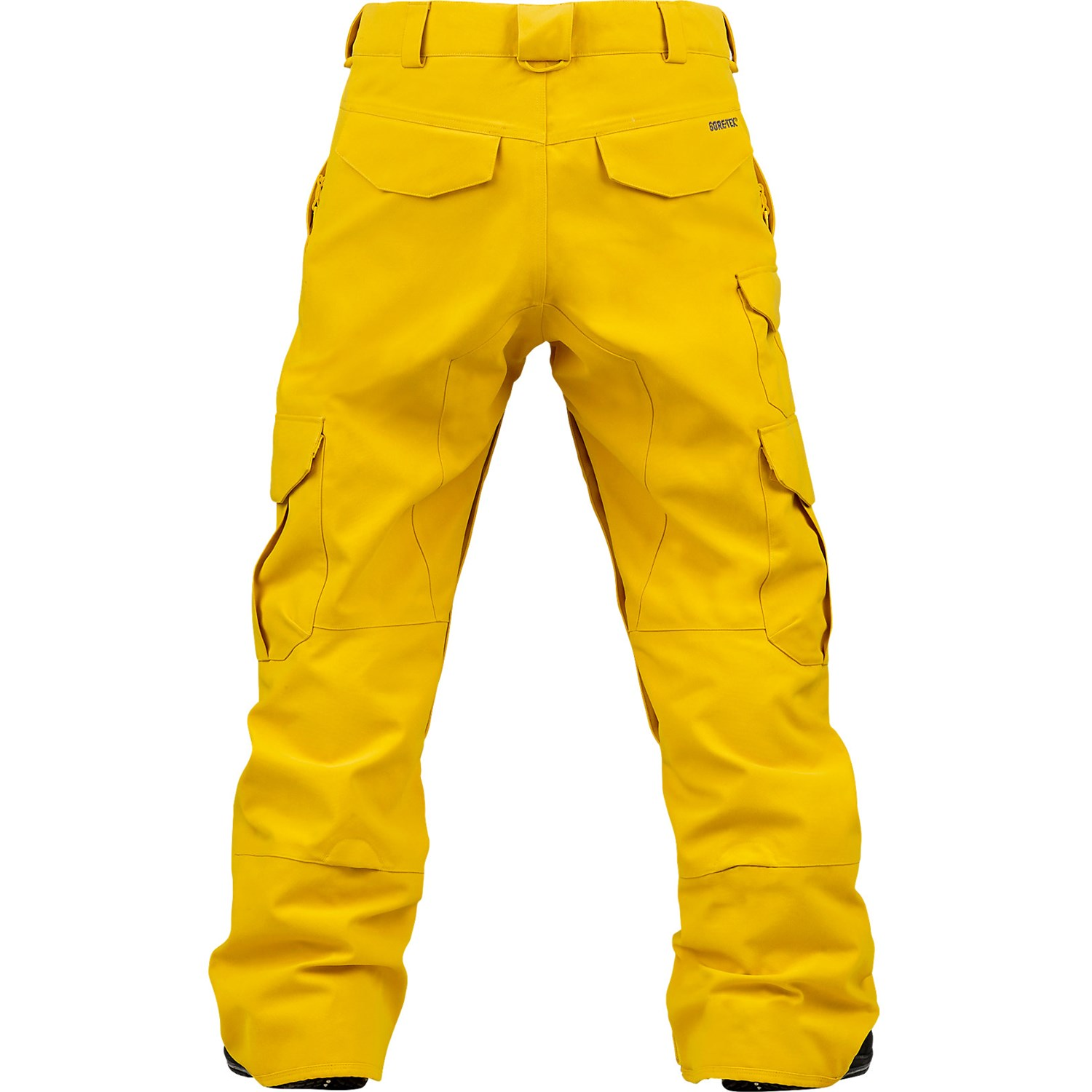 Yellow Cargo Pants