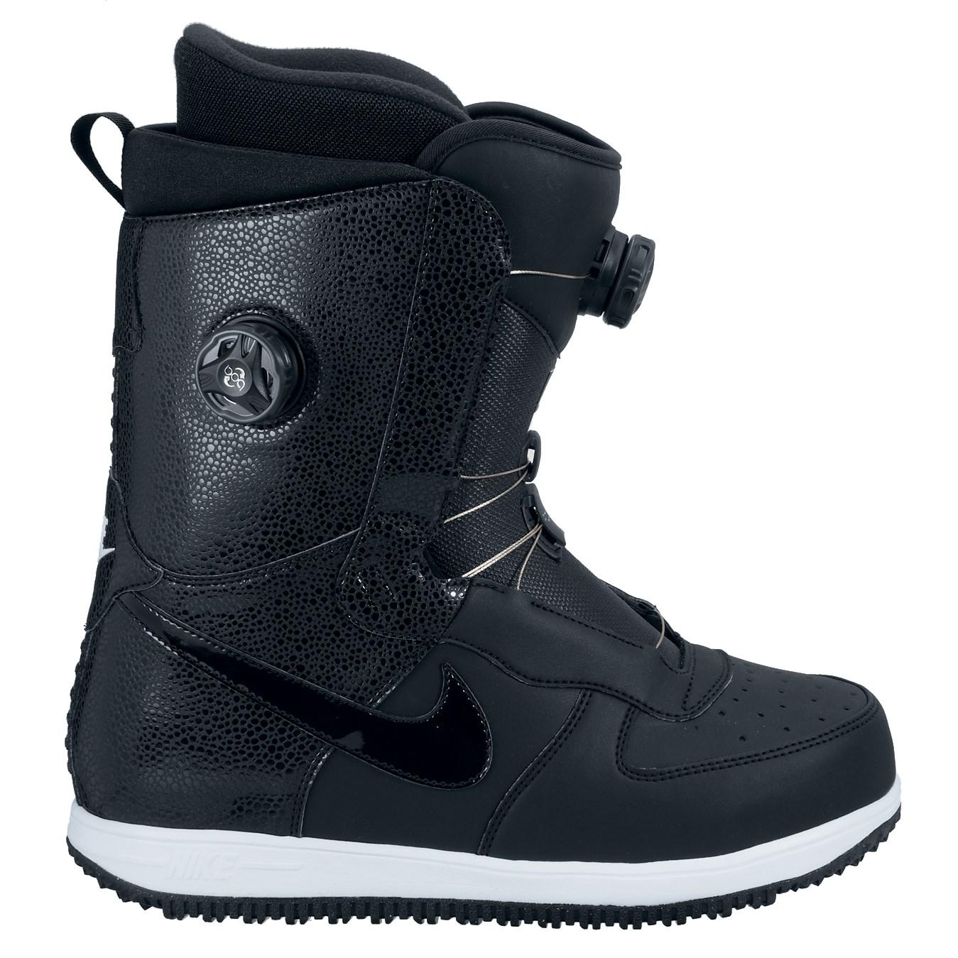 18050e083db Nike SB Zoom Force 1 Boa Snowboard Boots 2014