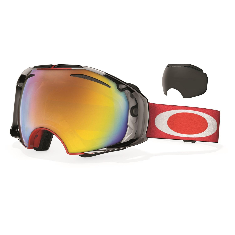 97591d828b Oakley Shaun White Signature Airbrake Goggles