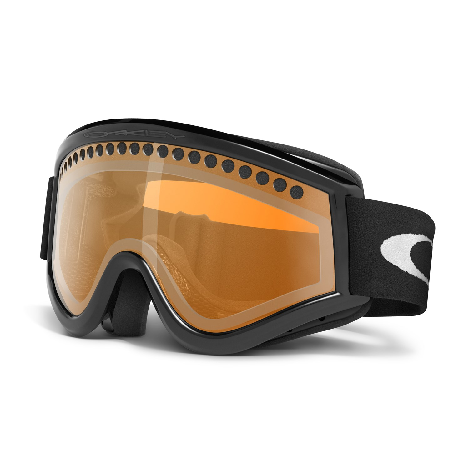 oakley goggles on sale  oakley l frame goggles matte black persimmon