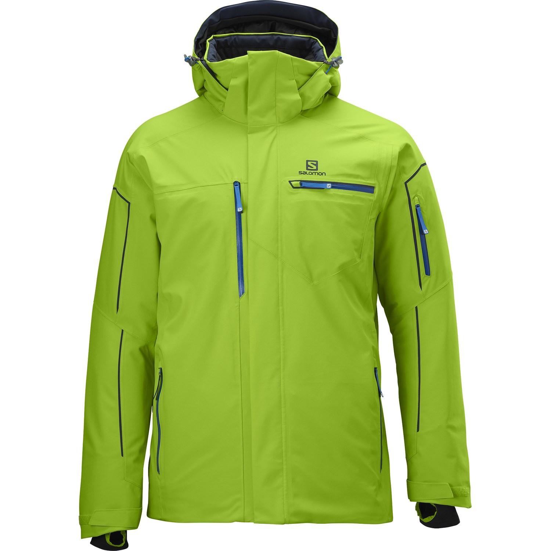 8d394bf5f3 Salomon Brilliant Insulated Jacket   evo