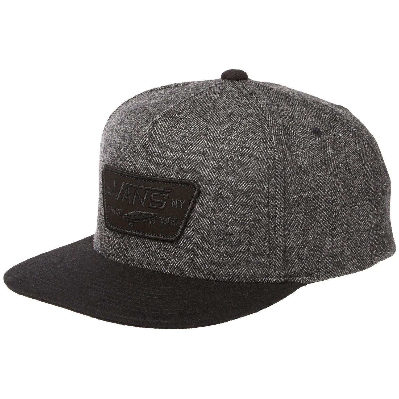 9175e400 Vans Full Patch Snapback Hat | evo