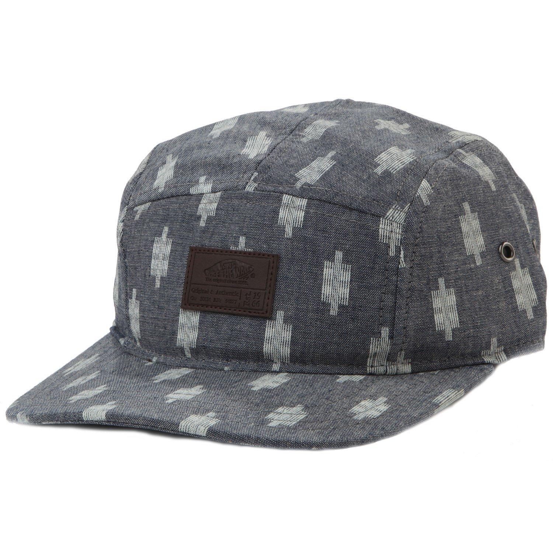 5ed4853baf4 Vans Davis 5 Panel Camper Hat