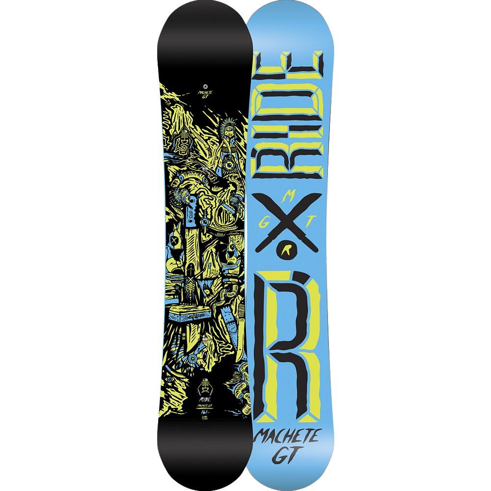 ride machete gt snowboard 2014 evo rh evo com Snowboard Bindings used snowboard pricing guide