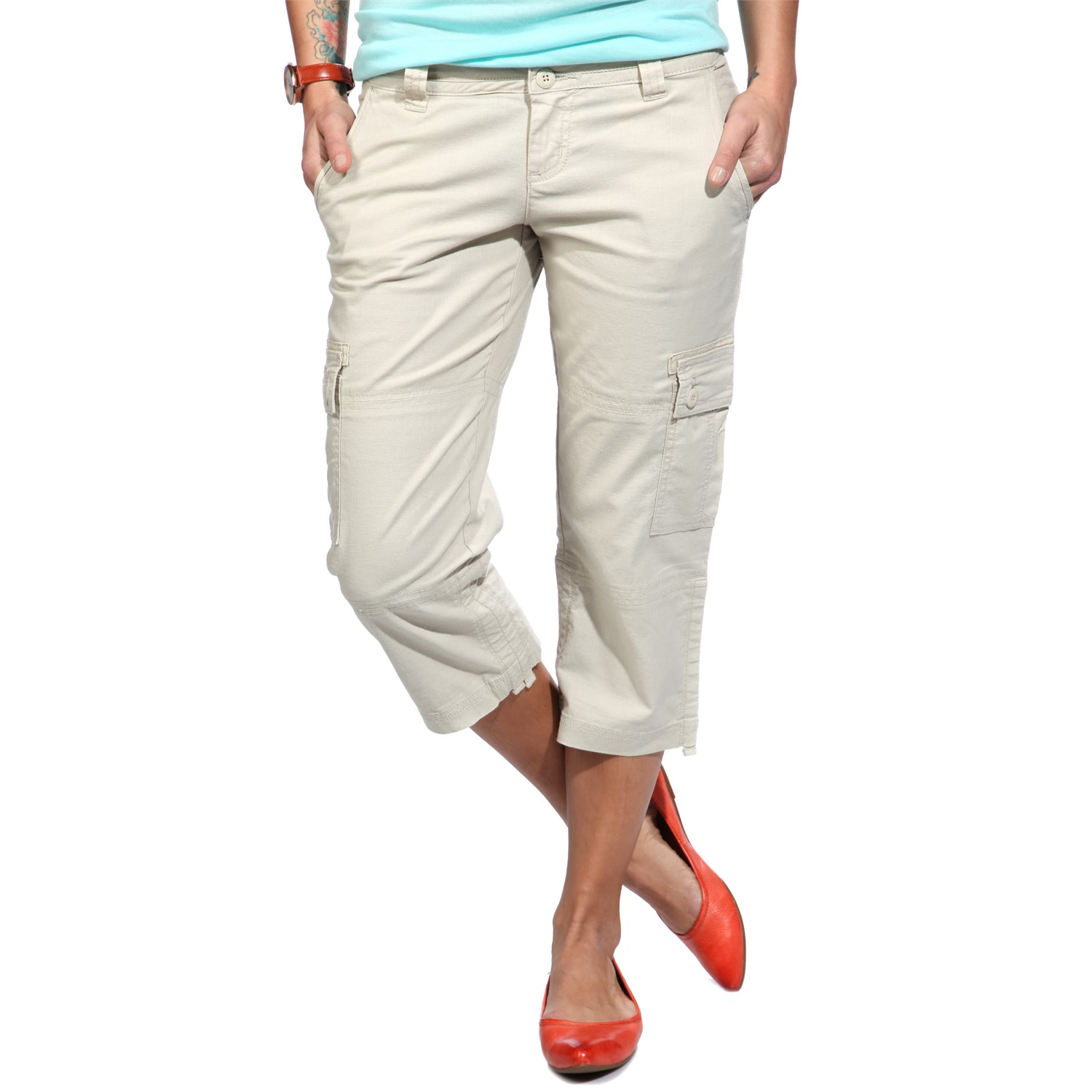 Prana Kelly Capris - Women's | evo