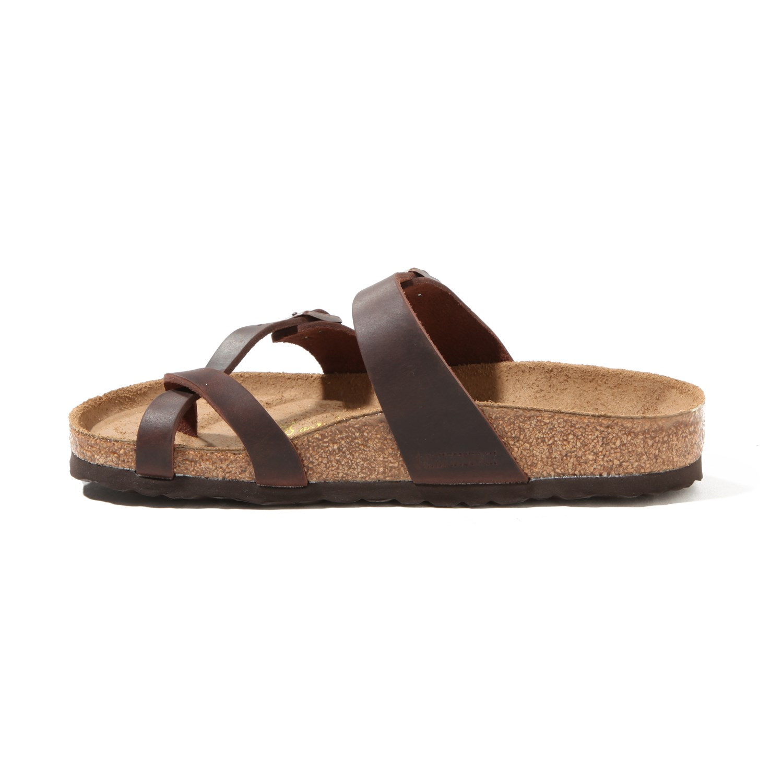 Oiled Women'sEvo Sandal Birkenstock Leather Mayari WE2H9YDI